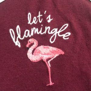 Arizona Jean Company Tops - Let's flamingle tank top